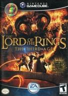 北米版 LORD OF THE RINGS THE THIRD AGE (国内版本体動作不可)