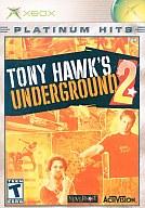 北米版Tony Hawk's Underground 2(国内版本体動作可)