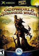北米版 ODDWORLD STRANGER'S WRATH(国内版本体動作不可)