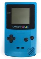 ゲームボーイカラー本体 ブルー