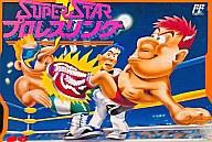 スーパースタープロレスリング (箱説あり)
