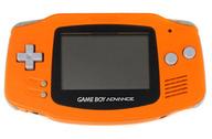 ゲームボーイアドバンス本体 オレンジ