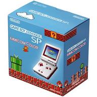 ゲームボーイアドバンスSP本体 ファミコンカラー(状態:本体状態難)