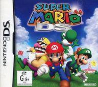 北米版 SUPER MARIO 64 DS(国内版本体動作可)