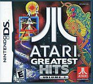 北米版 ATARI GRESTEST HITS VOLUME1 (国内版本体動作可)