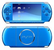 PSP本体 バイブランド・ブルー(PSP-3000VB)