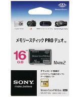 メモリースティックPROデュオ 16GB [MS-MT16G]