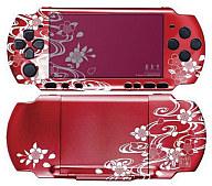和彩美 鋼装飾カバー[流水に桜](PSP-3000専用)