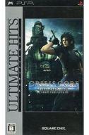 ランクB)クライシス・コア ファイナルファンタジーVII[PSP the Best]