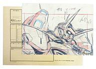 「ガンダム Gのレコンギスタ 特別先行版」上映記念 複製原画 (G-セルフ)