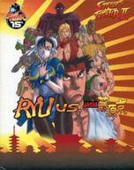 状態不備)ストリートファイター2 RYU vs よみがえる藤原京(状態:DVDケース欠品)