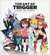 THE ART OF TRIGGER ANIMATION STUDIO 9 SPACE PATROL LULUCO