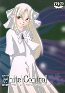 White Control -MELTY BLOOD Re:ACT COMBO ART COLLECTIONS[DVD-R版] / キャノン