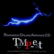 RAGNAROK Online Arrange CD TeMP-est[プリントCD-R版] / Aether & PHOENIX Project