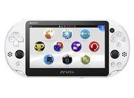PlayStaiton Vita本体 Wi-Fiモデル グレイシャー・ホワイト[PCH-2000] (本体単品/付属品無) (箱説なし)