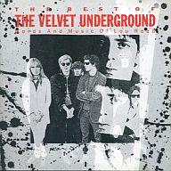 THE VELVET UNDERGROUND / THE BEST OF THE VELVET UNDERGROUND Words And Music Of Lou Reed[輸入版]