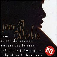 JANE BARKIN / JANE BARKIN[輸入盤]