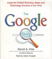 David A. Vise / The Google Story[輸入盤]