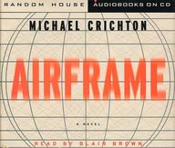 BLAIR BROWN(Read) / MICHAEL CRICHTON:AIRFRAME(Abridged)[輸入盤]