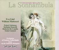 EVA LIND. WILLIAM MATTEUZZI / VINCENZO BELLINI:LA SONNAMBULA[輸入盤]