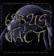 69BUG【2000枚生産/FACT「SPLIT」