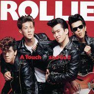 ROLLIE / ア・タッチ・アンド・ゴー!!(状態:歌詞カード欠品)