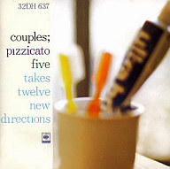 ピチカート・ファイヴ / couples(廃盤)