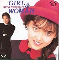 中村由真 / GIRL&WOMAN(廃盤)