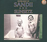 サンディー&サンセッツ / TWINS SUPER BEST OF SANDII & THE SUNSETZ(廃盤)