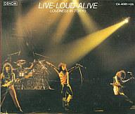 ラウドネス / LIVE-LOUD-ALIVE~LOUDNESS IN TOKYO~(廃盤)