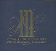 中村雅俊 / 20th Anniversary MASATOSHI NAKAMURA SINGLE BOX