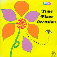 5th GARDEN / TIME PLACE OCCASION(廃盤)