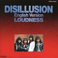 ラウドネス / DISILLUSION~English version~CD文庫1500