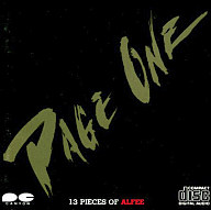 THE ALFEE    /PAGEONE