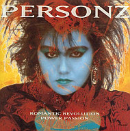 PERSONZ / Romantic Revolution(廃盤)
