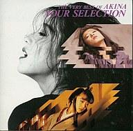 中森明菜 / YOUR SELECTION-THE VERY BEST OF AKINA-