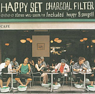 CHARCOAL FILTER / Happy Set(DVD付初回限定盤)
