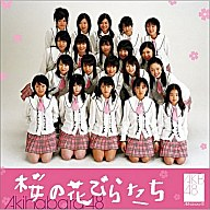 AKB48 / 桜の花びらたち