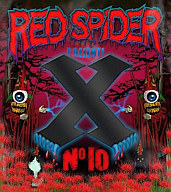 RED SPIDER / No.10