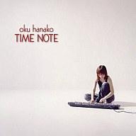 奥華子 / TIME NOTE(DVD付初回限定盤)