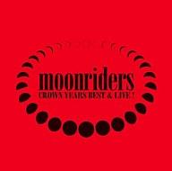 ムーンライダーズ/クラウン・イヤーズ・ベスト&LIVE