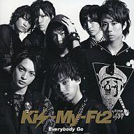 Kis-My-Ft2 / Everybody Go(TYPE-A)[DVD(Music Clip)付初回出荷限定盤]