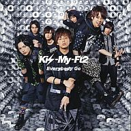 Kis-My-Ft2 / Everybody Go(TYPE-B)(DVD(LIVE映像)付)(初回出荷限定盤)