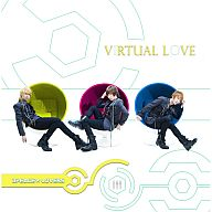 3Peace☆Lovers / Virtual Love[Type-C][DVD付]