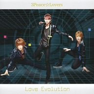 3Peace☆Lovers / Love Evolution[DVD付C]