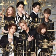 AAA / GOLD SYMPHONY[DVD付初回限定盤](特典欠け)