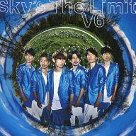 V6 / Sky's The Limit[DVD付初回限定盤A](状態:特殊ケース状態難)