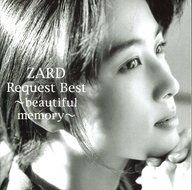 ZARD / ZARD Request Best -beautiful memory-[通常盤](状態:DVD・ライナーノーツ欠品)