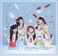 Doll☆Elements / エクレア -love is like a sweets-[DVD付初回限定盤B]