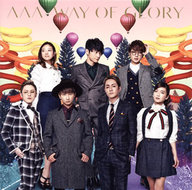AAA / WAY OF GLORY[通常盤](状態:DVD欠品)